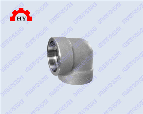 90 degree socket weld elbow