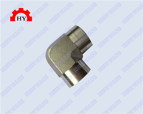90 degree female thread elbow,moulding body