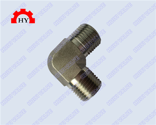 90 degree male thread elbow,moulding body